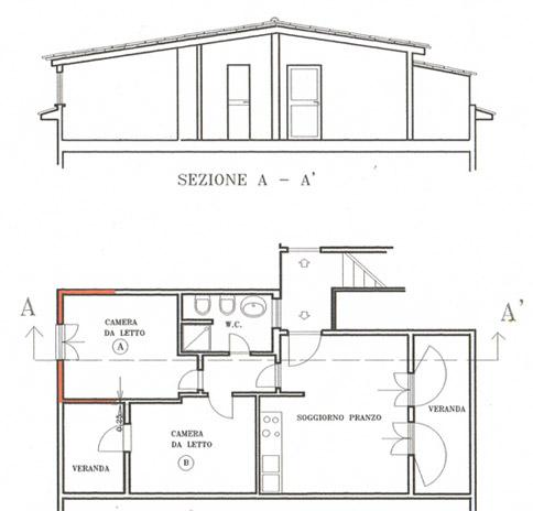Il comprensorio degli appartamenti in affitto for Garage con i prezzi degli appartamenti loft
